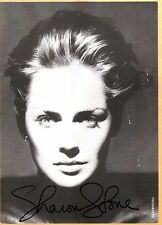 Sharon Stone-signed photo-33 bx