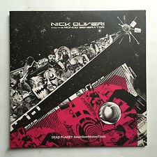 NICK OLIVERI & THE MONDO GENERATOR - DEAD PLANET * LP VINYL FREE P&P UK MOTH17LP