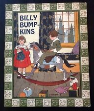 [Uncle Owl Books] Billy Bumpkins (Leroy Jackson & Blanche Fisher Wright) [1920]