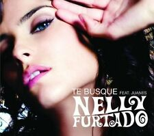 Nelly Furtado Te busque (2007, feat. Juanes) [Maxi-CD]