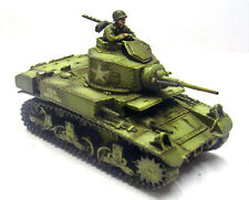 Milicast BA48 1/76 Resin WWII USA M3 Light Tank (Early) (Hexagonal Turret)