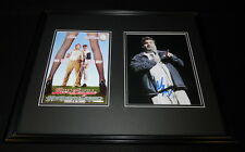 Artie Lange Signed Framed 16x20 Photo Set JSA Dirty Work Howard Stern Show MadTV