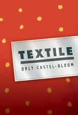Jewish Women Writers: Textile by Orly Castel-Bloom (2013, Paperback)