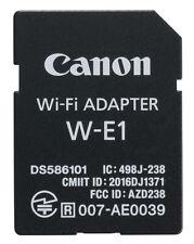 NEUF CANON w-e1 wifi disponible immédiatement!!! directement du canon boutique nº 1