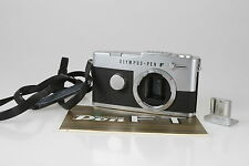 Olympus PEN FT chassis #155327 con istruzioni