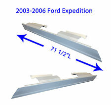 FORD EXPEDITION 2003-2006 ROCKER PANELS - 1 PAIR - FREE SHIPPING