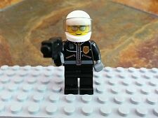 LEGO Minifigure Highway Patrol Police Spider-Man 2 Doc Ock's Bank Robbery (4854)