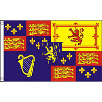 Royal Banner 1689-1702(William Iii) Flag 5Ft X 3Ft British Army Military Banner