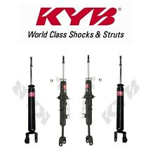 KYB 4 Struts Shocks fits Infinity G35 Coupe Sport 2003 to 2007 341366 341367 344