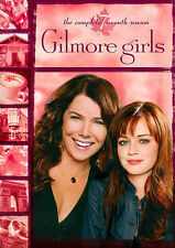 Gilmore Girls: The Complete Seventh Season 7 Seven (DVD, 2014, 6-Disc Set) - NEW