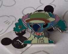 Stitch Animal Kingdom Park Icons with Disney Characters 2013 Hidden Mickey Pin