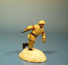 Orig. Lineol (Elastolin) - Wehrmacht - Landser stürmend – 7cm Serie