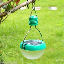 N300 Intelligent 7 LEDs 72Lm Solar Light IP55 Water Resistant Garden Camping Lam