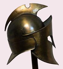 300 Movie Helmet  King Spartan- role-play / fancy-dress / larp