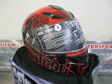Speed and Strength SS1000 Run with the Bulls Helmet Red Small S 87-5493