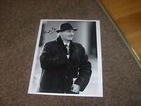 Martin PIPE  Wellington Horse Racing TRAINER  12/12/88  Hand SIGNED Press Photo