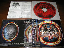 Burning in Hell / ST JAPAN+1 Helloween Gamma Ray Dragonforce OOP!!!!! *E