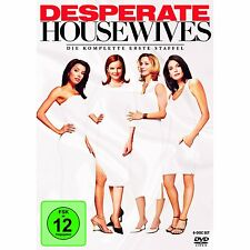 Desperate Housewives Komplette 1.Staffel  FSK 12 Neu+in Folie 6 DvD,s @L1@