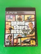 PS3 Playstation 3 Grand Theft Auto 5 GTA Video Game