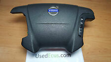 Volvo S80, V70, XC70, 2004, Steering Wheel SRS Airbag, Stereo Controls, Autoliv