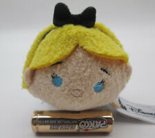 Disney Store Alice in Wonderland Tsum Tsum Mini 3 1/2'' Plush doll