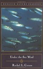 Classic, Nature, Penguin: Under the Sea Wind by Rachel Carson (1996, Paperback)