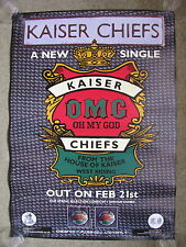 Kaiser Chiefs - Oh My God - Promo Poster