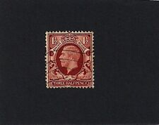 Great Britain 1934-1936 King George V-Full Color in Oval (A)