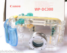Canon WP-DC300 Underwater Housing Case S30/40/45/50 - Excellent w/O-Ring - USED