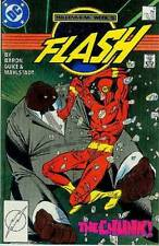 Flash (2nd series) # 9 (Millenium week 5) (USA, 1988)