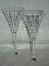 PAIR Of Waterford Lead Crystal Kilrush 10 oz GOBLETS Made in Ireland New Unused