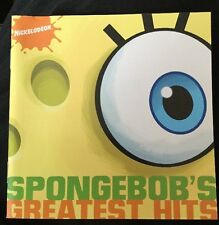 Spongebob Squarepants : Greatest Hits CD (2009) Cee-Lo Green Pink!