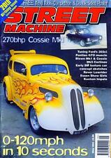 STREET MACHINE MAY 1999-FREE SUP/POSTER-POP-ESCORT MK1-58 CHEVY-20TH B'DAY ISSUE