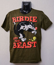 BIRDIE AND THE BEAST - LOGOSHIRT - TOM & JERRY - SWEET - ANGEL & DEVIL  GR. L