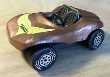 Vintage Red Tonka Fun Buggy Dune Buggy With Sticker