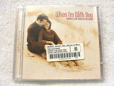 When I'm With You -  Favorite Love Songs on Solo Piano CD -Reflections