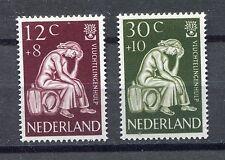 A4595) NETHERLANDS OLANDA 1960 Refugee  MNH** 2v