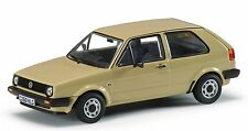 CORGI VANGUARD VW Golf Mk2 1.3C, Nevada Beige - VA13602A