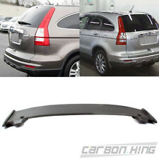 Unpaint Mugen Type Roof Spoiler For HONDA CR-V CRV SUV Hatchback 07-11 LX