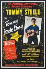 ' The Tommy Steele Story '  FILM POSTER  FRIDGE MAGNET