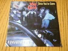 """THE CARS - SINCE YOU'RE GONE    7"""" VINYL PS"""