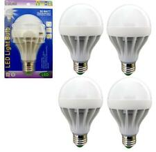 4 Pack 6 Watt LED 110V Light Bulbs = 50 Watt Replacement Energy Saving 80% Bulb