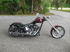 2007 Harley-Davidson Thunder Mountain Keystone Screamin' Eagle CVO