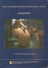 Archeologia _ Sicilia _ L'AREA ARCHEOLOGICA DI SANTA VENERA AL POZZO ANTIQUARIUM