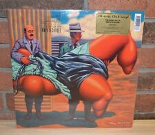 THE MARS VOLTA - Amputechture Ltd Import 180Gr 2LP RED/GOLD VINYL #'d Poster NEW
