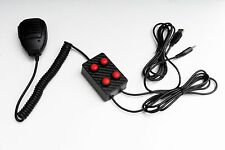 BBJ Sim Racing PC PS4 USB Button Box with Mic Microphone ETS2 ATS Discord etc.