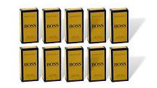 """10 Stück Hugo Boss - """"Boss Spirit"""" Miniatur á 5ml EdT Eau de Toilette mit Box"""