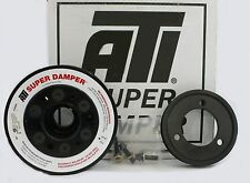 ATI DAMPER - 7 - AL - 4 AND 6 SERP GRV - STREET DAMPER for use on HONDA H22