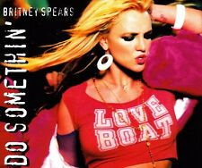 Britney Spears Do Somethin' CD Single Everytime Greatest Hits: My Prerogative