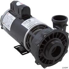 """Waterway - Executive Pump, 5.0HP, 230V, 2-SPEED, 56Fr, 60HZ, 2.5"""" - 3722021-13"""